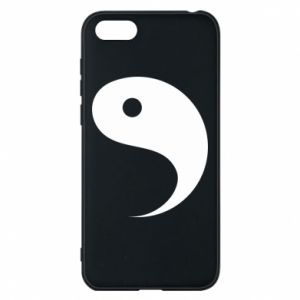 Phone case for Huawei Y5 2018 Yin - PrintSalon