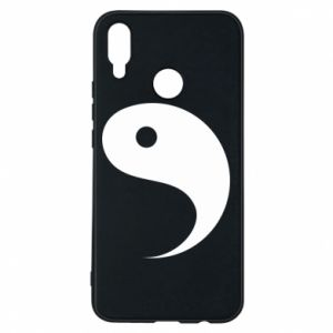 Phone case for Huawei P Smart Plus Yin - PrintSalon