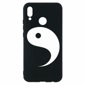 Phone case for Huawei P20 Lite Yin - PrintSalon