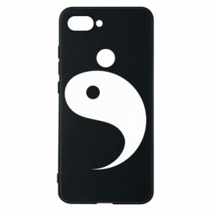 Phone case for Xiaomi Mi8 Lite Yin - PrintSalon