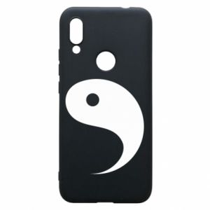 Phone case for Xiaomi Redmi 7 Yin - PrintSalon