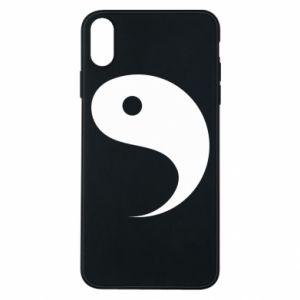Etui na iPhone Xs Max Yin