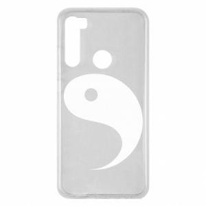 Etui na Xiaomi Redmi Note 8 Yin