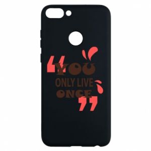 Phone case for Huawei P Smart YOLO