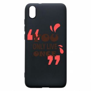 Phone case for Xiaomi Redmi 7A YOLO