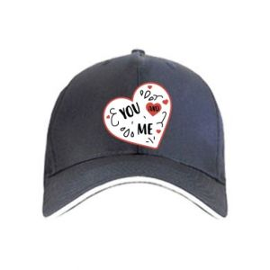 Cap You and me