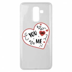 Samsung J8 2018 Case You and me