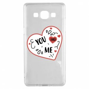 Samsung A5 2015 Case You and me