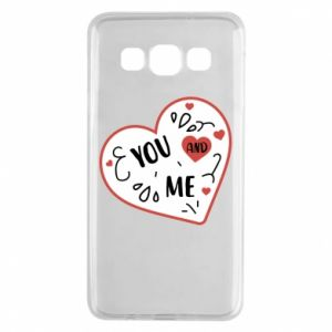 Samsung A3 2015 Case You and me
