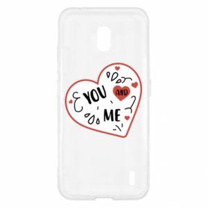 Nokia 2.2 Case You and me