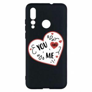 Huawei Nova 4 Case You and me