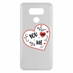 LG G6 Case You and me