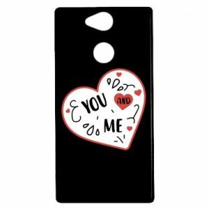Sony Xperia XA2 Case You and me
