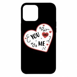 iPhone 12 Pro Max Case You and me