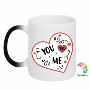 Magic mugs You and me