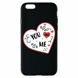 Etui na iPhone 6/6S You and me