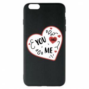 Etui na iPhone 6 Plus/6S Plus You and me