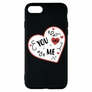 Etui na iPhone 7 You and me