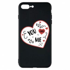 Etui na iPhone 8 Plus You and me