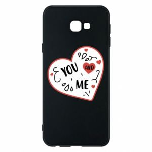 Samsung J4 Plus 2018 Case You and me