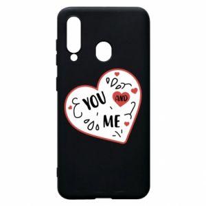 Etui na Samsung A60 You and me