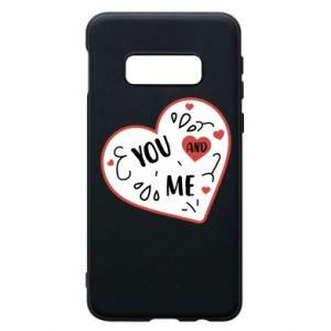 Etui na Samsung S10e You and me