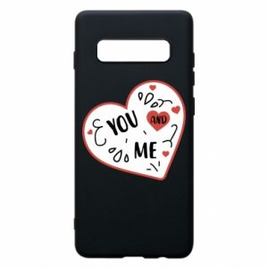 Etui na Samsung S10+ You and me