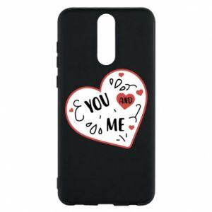 Etui na Huawei Mate 10 Lite You and me