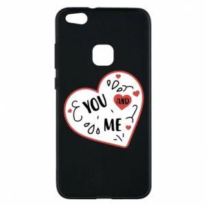 Etui na Huawei P10 Lite You and me