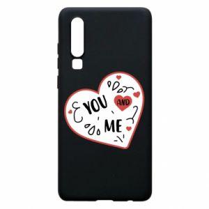 Etui na Huawei P30 You and me