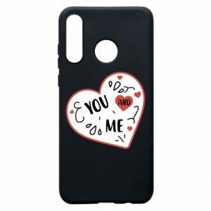 Etui na Huawei P30 Lite You and me