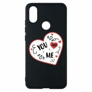 Etui na Xiaomi Mi A2 You and me