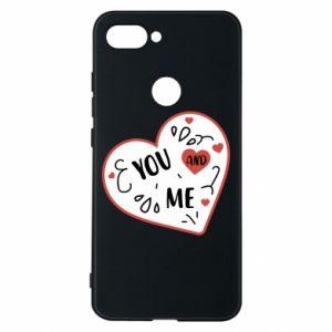 Etui na Xiaomi Mi8 Lite You and me