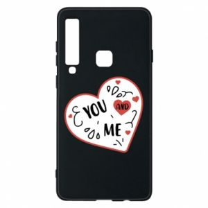 Samsung A9 2018 Case You and me