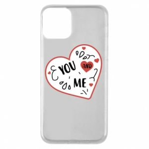 iPhone 11 Case You and me