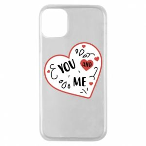 Etui na iPhone 11 Pro You and me