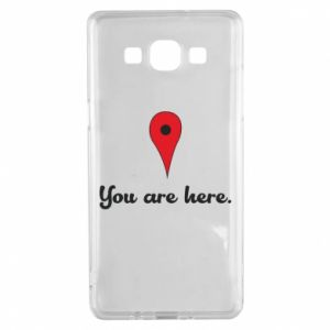 Samsung A5 2015 Case You are here
