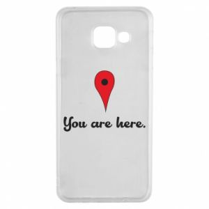 Samsung A3 2016 Case You are here