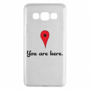 Samsung A3 2015 Case You are here
