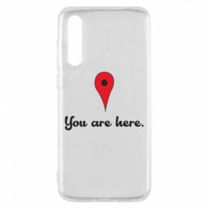 Huawei P20 Pro Case You are here