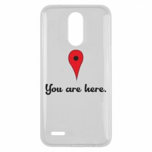 Lg K10 2017 Case You are here