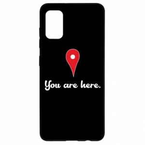 Samsung A41 Case You are here