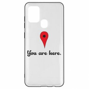 Samsung A21s Case You are here