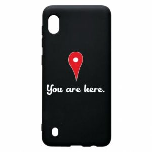 Samsung A10 Case You are here
