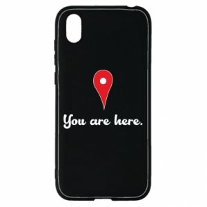 Huawei Y5 2019 Case You are here