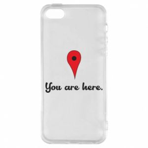 Etui na iPhone 5/5S/SE You are here