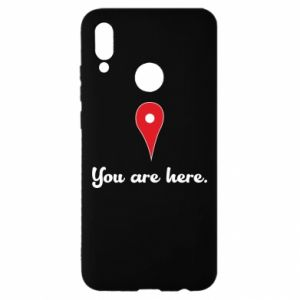 Huawei P Smart 2019 Case You are here