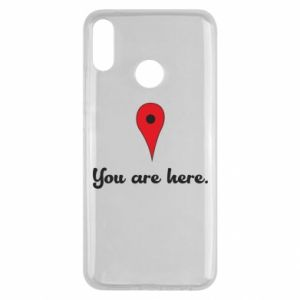 Huawei Y9 2019 Case You are here
