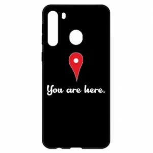 Samsung A21 Case You are here