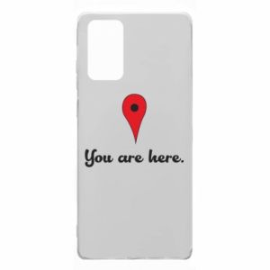 Samsung Note 20 Case You are here